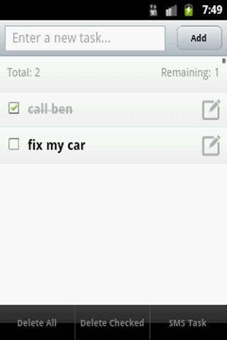 【免費生產應用App】我的清單-APP點子