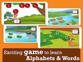 Screenshot of ABC for Kids All Alphabet Free