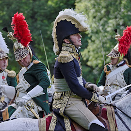 Napoleonic Games 2014 at the Chateau Austerlitz by Ivan Rusek - News & Events World Events