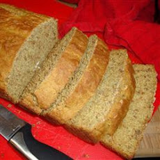 Nutty Quick Bread