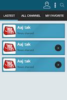 Screenshot of VTO - Tv Online