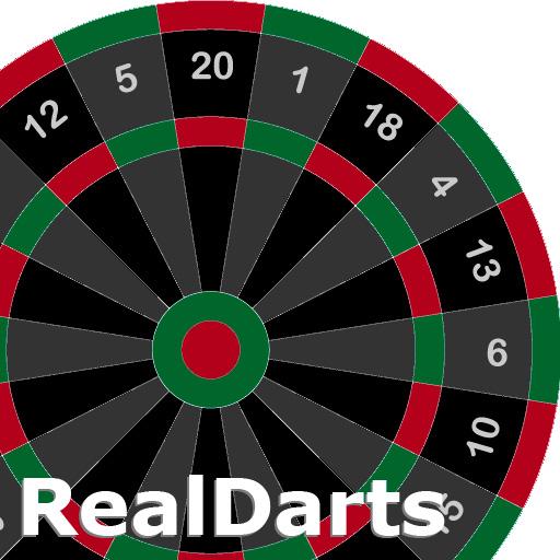 Real Darts Free LOGO-APP點子