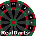 Real Darts Free icon