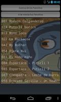 Screenshot of MuchaChanante