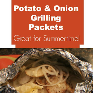 Potato & Onion Grilling Packets