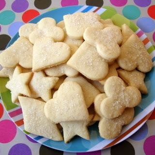Elaine's Sugar Cookie