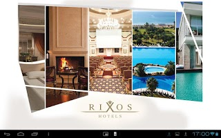 Screenshot of Rixos Hotels