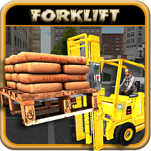 Cheats 3D Extreme Forklift Challenge