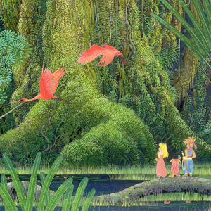 Cover art Secret of Mana