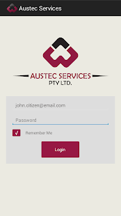Austec Services - screenshot