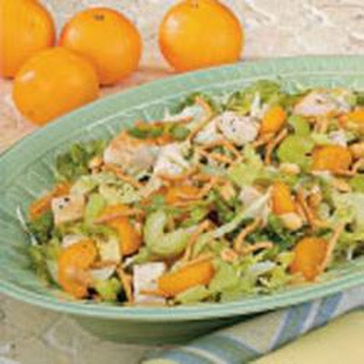 Peanut Chicken Salad