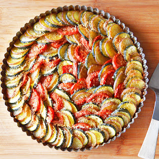 Potato Tomato Zucchini Onion Casserole Recipes