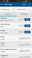 Screenshot of Handelsbanken DK - Privat