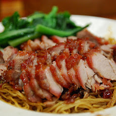 Chinese Barbecued Pork