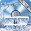 Winter GO Locker theme