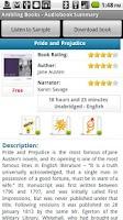 Screenshot of Ambling BookPlayer Pro