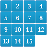 15 Puzzle for blackberry