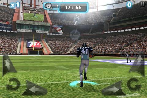 Backbreaker 2: Vengeance - screenshot