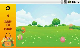 Screenshot of The Great Easter Egg Hunt