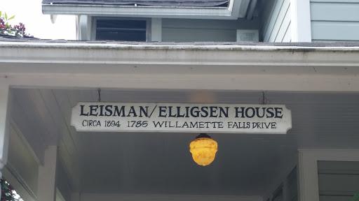 Historic Leisman/Elligsen House