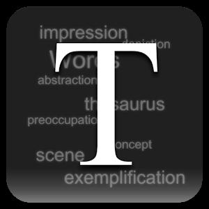 Thesaurus Google Docs