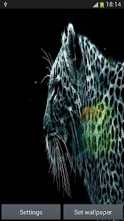 Leopard- screenshot thumbnail