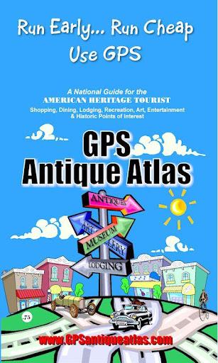 GPS Antique Atlas