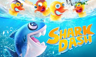 Screenshot of Shark Dash
