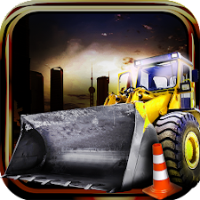 Bulldozer Parking Simulator