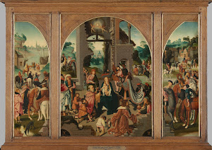 RIJKS: attributed to Meester van Alkmaar: painting 1504