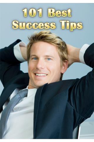 101 Best Success Tips