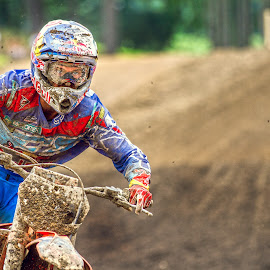 Focus by Josh Rud - Sports & Fitness Motorsports ( motocycle, redbud, motocross, 2014, redbud 2014, ryan dungey, dungey, dirt bike, outdoor national, pro motocross, ktm )