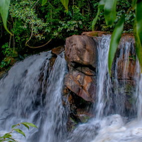 Cachoeira Matilde by Francisco Andrade - Landscapes Waterscapes ( matilde, cachoeira )