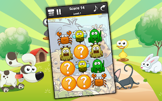 Screenshot of Kids Matching Game (Deluxe)
