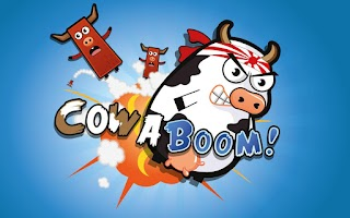 Screenshot of Cowaboom