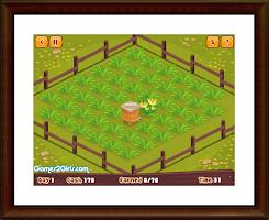 Screenshot of เกมส์ปลูกผักทำฟาร์ม