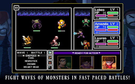 Battle Legend Infinity XL