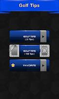 Screenshot of Golf Tips
