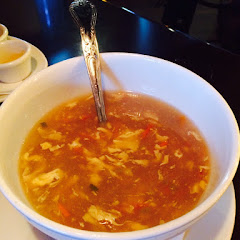 GF Egg Drop Soup. My fav ;)