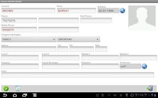 Screenshot of LIFEBOOK Pro Tablet (Free)