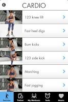 Screenshot of Davina Fitness