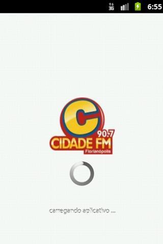 Radio Cidade FM - Floripa