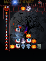 Screenshot of Magic Alchemist Halloween