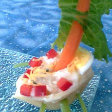 Craze-E Potato Salad Boats - Kid Friendly
