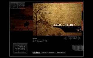 Screenshot of Cabana