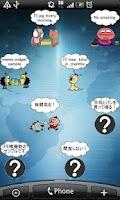 Screenshot of Daily Cartoon010 LWP & Clock