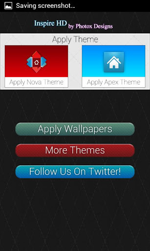 【免費個人化App】Inspire HD Apex Theme-APP點子