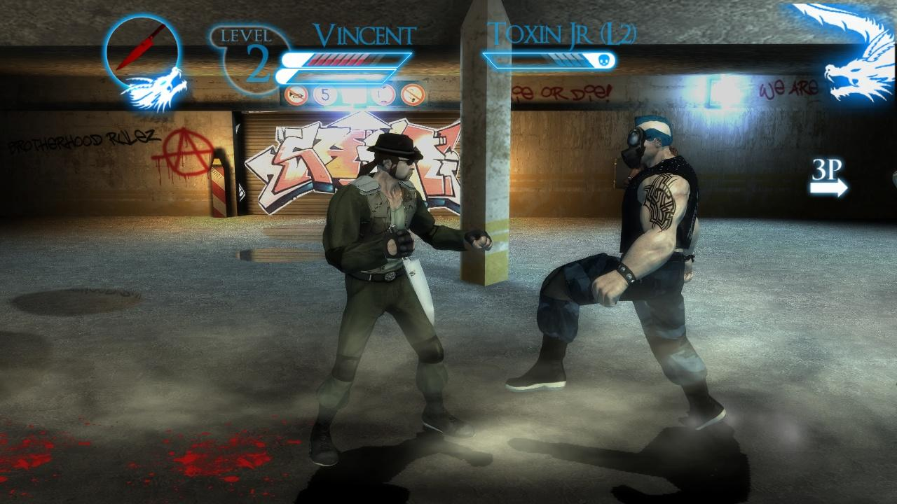 Brotherhood of Violence II Screenshot 2