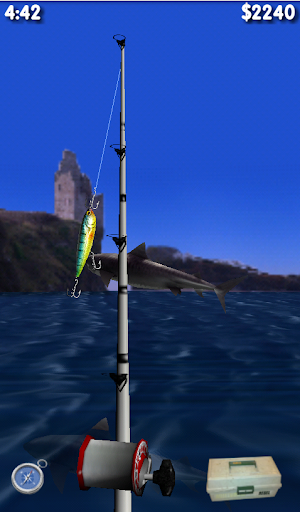 Big Sport Fishing 3D Lite - screenshot