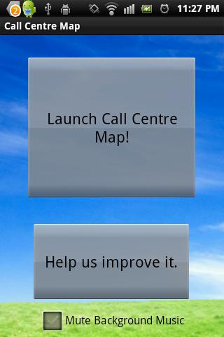 Call Centre Map